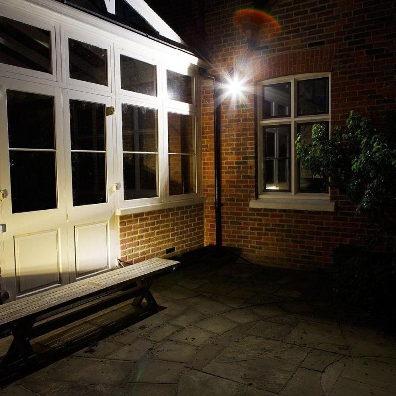 Evo SMD solcellslampa – strålkastare