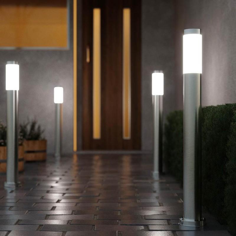 Durham XT hög och slank solcellslampa