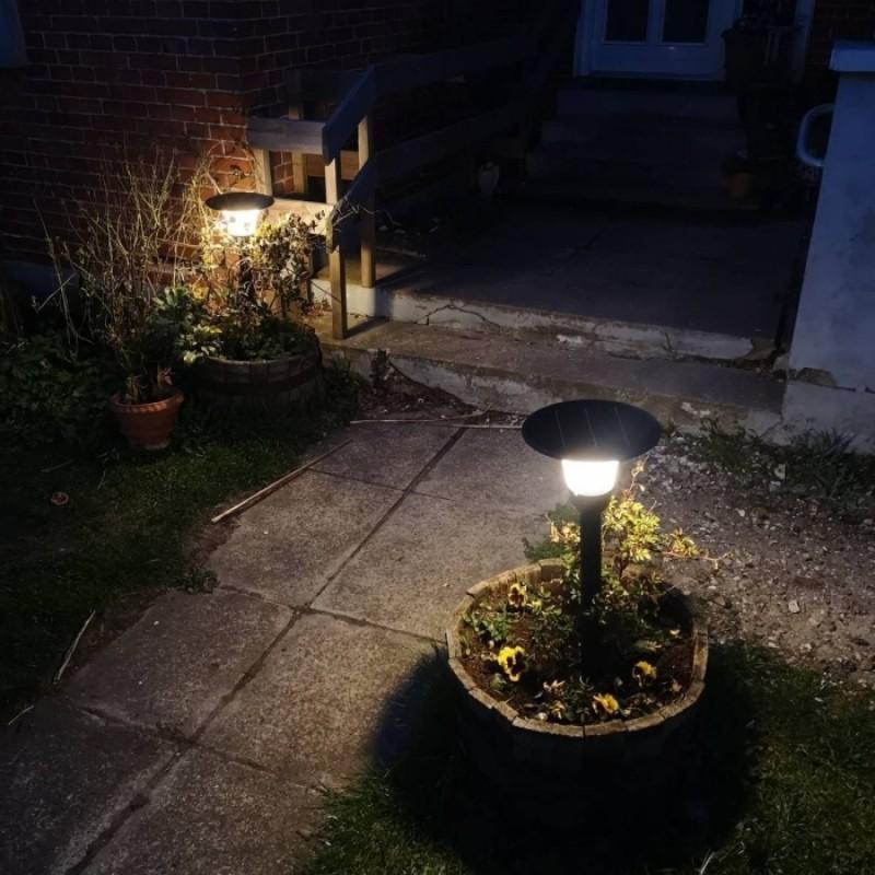 Eos solcelle lamper