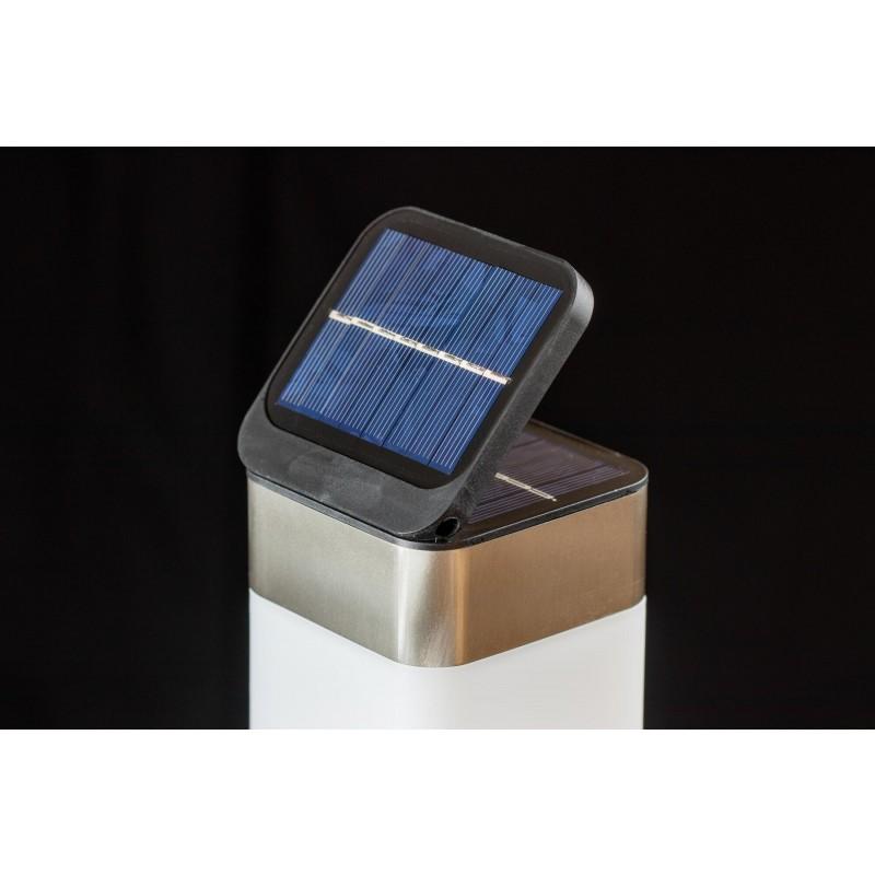 Solcells Trädgårdslampa med sensor