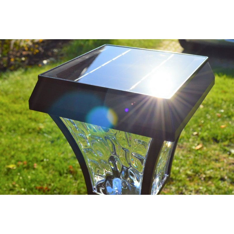 Flot solcellelampe