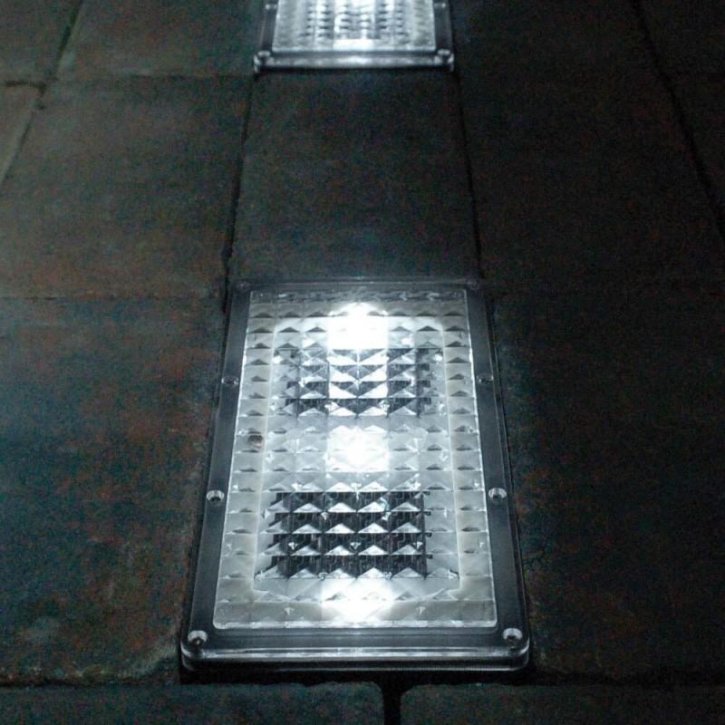 Solcellsdrivna Paverlights