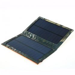 3W Ultrakompakt solcellsladdare