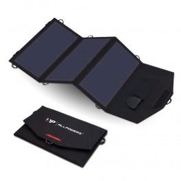21W solcelleoplader