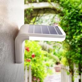 Garland solcelle væglampe (blød hvid)