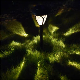 Glow solcellelampe (sæt af 4)
