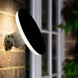 Halo solcelle væglampe (150 lumen)