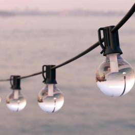 Falmouth solcelle lyskæde