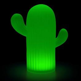 formlampe solcelle kaktus